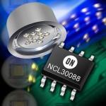 安森美半導體推出功率因數校正 AC-DC 驅動器,用於 LED 照明應用