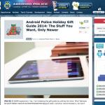 沒弄錯,Android 資訊網站耶誔平板首選居然是 iPad Air 2