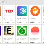 Google 官方推薦 2014 Android 上最佳的 64 款 Apps,你用過哪幾款?