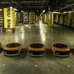 購物旺季機器人來助陣!亞馬遜出貨速度倍增、營運成本省 20%