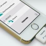 Toshiba 發表首款 iOS 裝置無線傳輸器,1 秒能傳 375 Mb