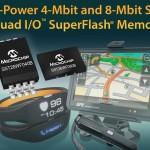 Microchip 推出 4Mb 及 8Mb 1.8V 低功耗記憶體,抹除速度快 300 倍