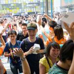 蘋果席捲東亞市場,三星掉至中國市場第四