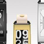 聯想智慧手環採電子紙螢幕、電池續航力達 7 天!