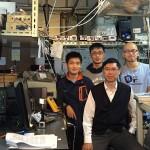 台灣大學生補捉到酸雨關鍵分子,登國際科學期刊