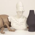 3D 列印廠 MakerBot 發表新材質,可仿石灰石、楓木、金屬質感