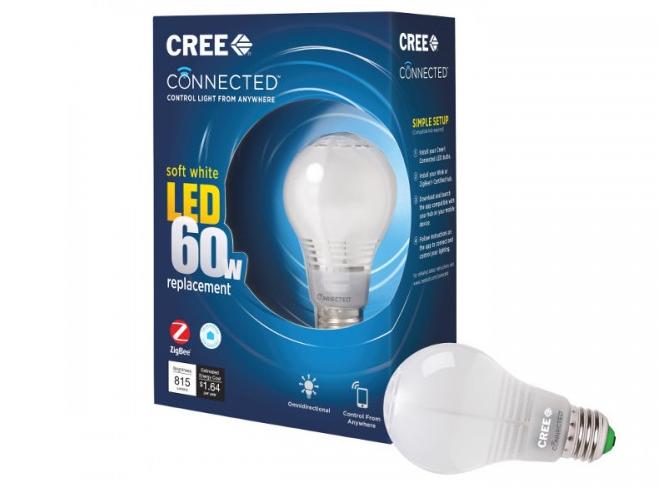 CREE connected LED Bulb_3