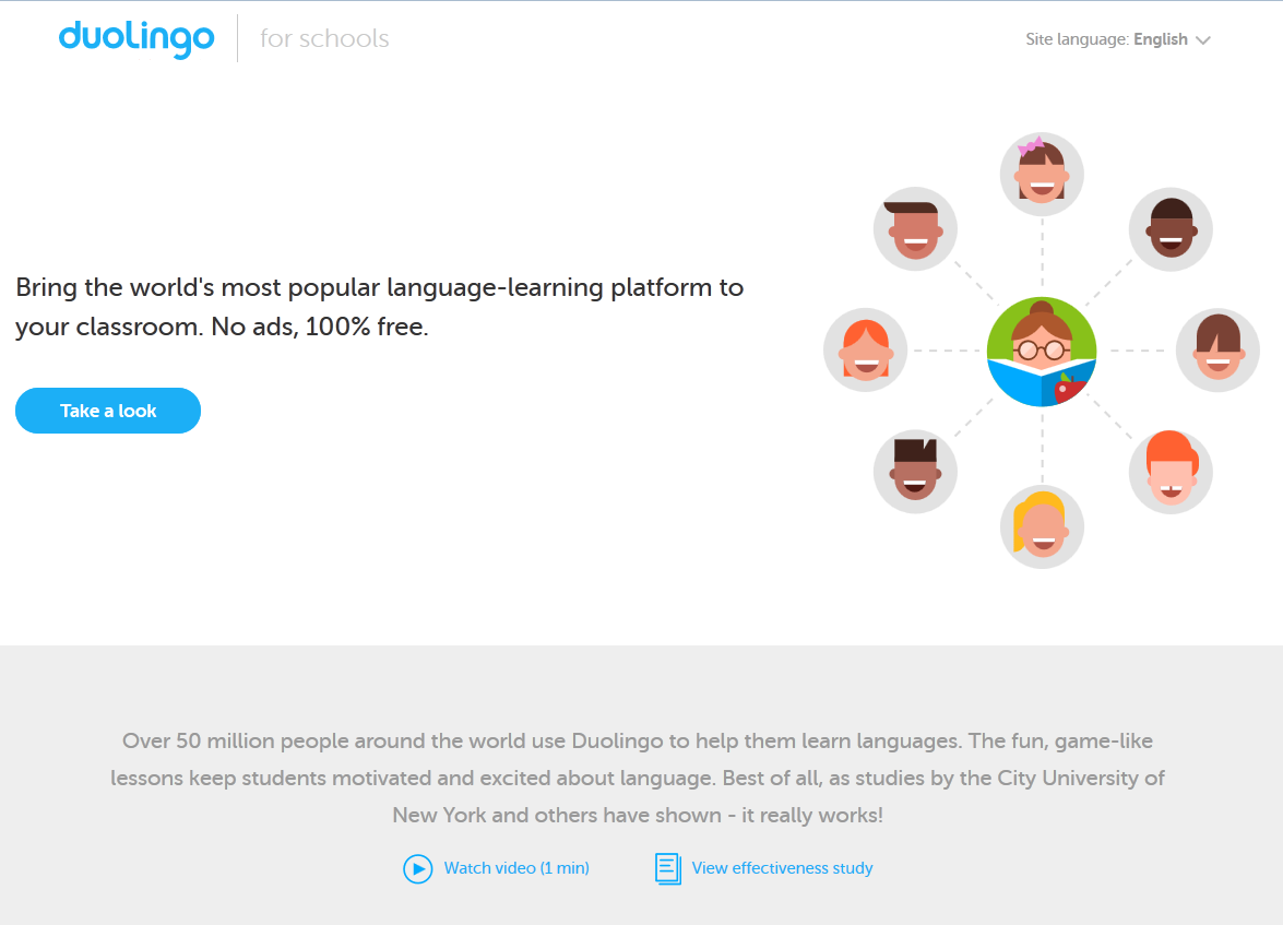 Duolingo-for-Schools