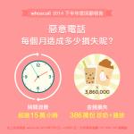 詐騙數據知多少,台灣每月損失金額可買 386 萬份雞排與珍奶