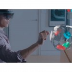 關於微軟 HoloLens 的全部消息:長得像 Oculus,用起來像 Google Glass