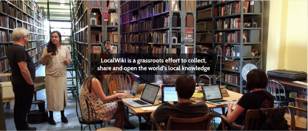 LocalWiki - The grassroots effort