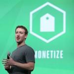 Facebook 2014 Q4 財報公佈,行動廣告收入近七成