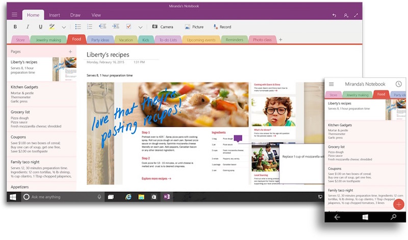 Office-2016_OneNote_UI_2