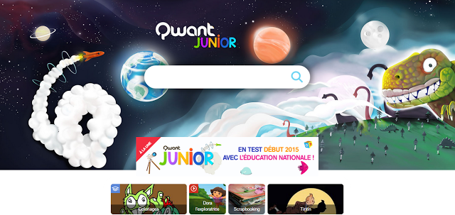 Qwant-junior