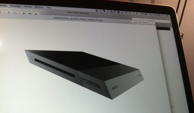 Sony PS4_MDJ0126