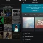 音樂聆聽好輕鬆 Spotify 推出全新「Touch Preview」試聽功能