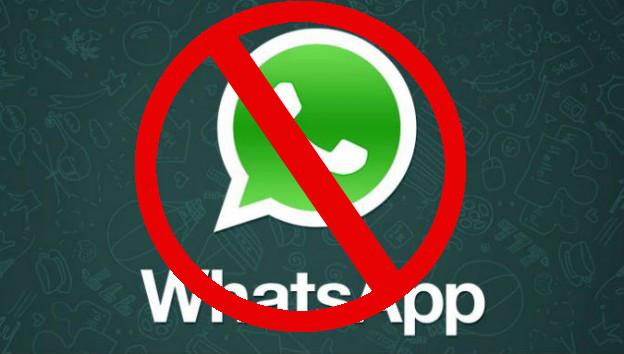 WhatsApp-banned
