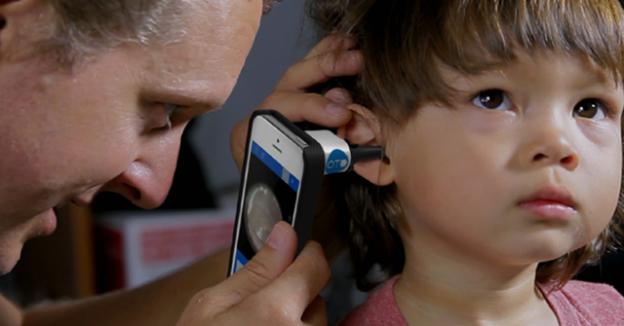 otohome ear  telemedicine telecare