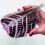 兼具美觀與蓄電,芬蘭研發裝潢用的可撓式有機太陽能板