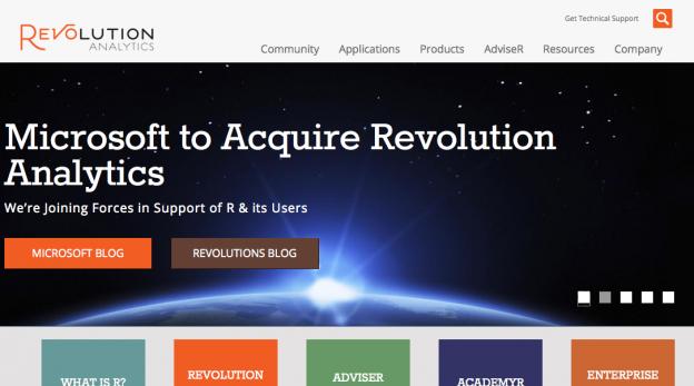 revolution-analytics-homepage