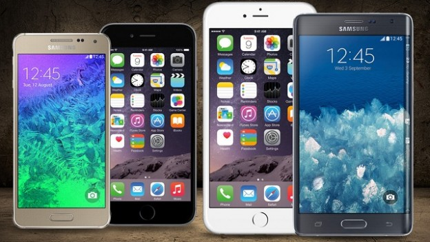 sumsung and iPhone 6_TrendForce0120