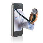 智慧手機成神醫!感測器加應用程式助陣將顛覆醫療界
