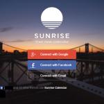 微軟收購評價超高的 Sunrise 日曆,再度補強行動生產力工具