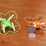 Nano Drone 四軸飛行器