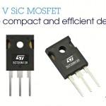 意法半導體擴大碳化矽 MOSFET 產品系列,更有效節能