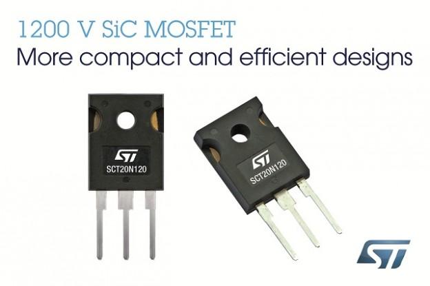 1200 V SiC Mosfet_ST0210