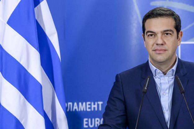 greek  Tsipras