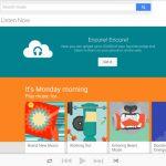 Google 免費雲端音樂服務升級,用戶現可儲存多達 5 萬首歌曲