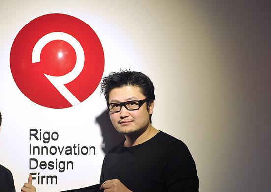 RIGO Design創辦人朱印