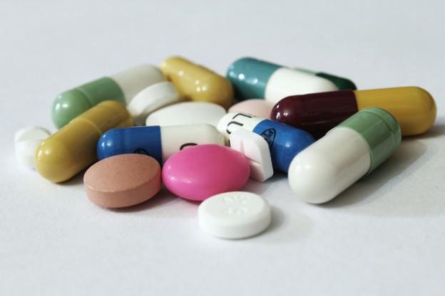 藥丸。取自FLICKR