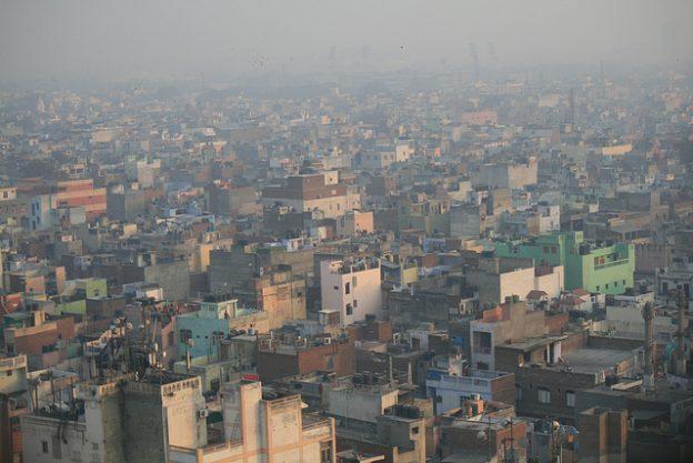 air pollution。取自flickr