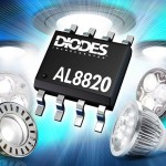 Diodes LED 驅動器為非可調光 MR16 燈設計,有利降低功耗