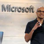 Satya Nadella 光環退,微軟股價遭高盛降評