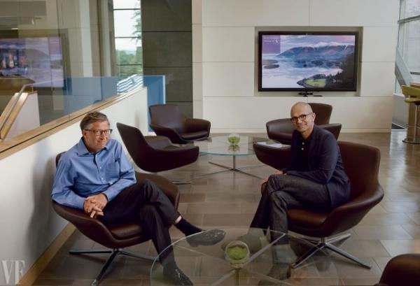 Microsoft  Windows CEO_leiphone0206