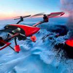 組裝樂趣再進化,「空中法拉利」無人機任你翱翔天際
