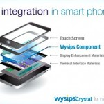 日本手機商發想充電新招,把螢幕變太陽能板