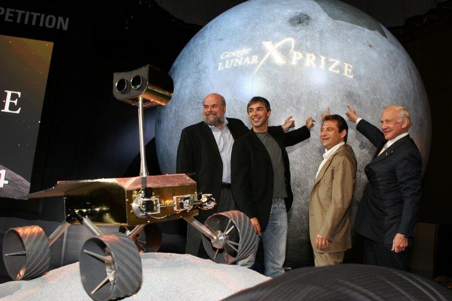 光登陸月球不夠看,Google 登月競賽團隊準備來場「太空賽車比賽」!
