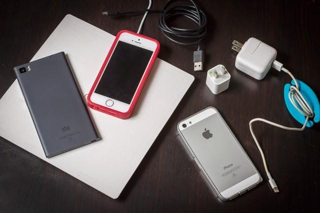 苹果无线充电器