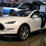 Model X 開始實駕測試,大摩力挺特斯拉股價