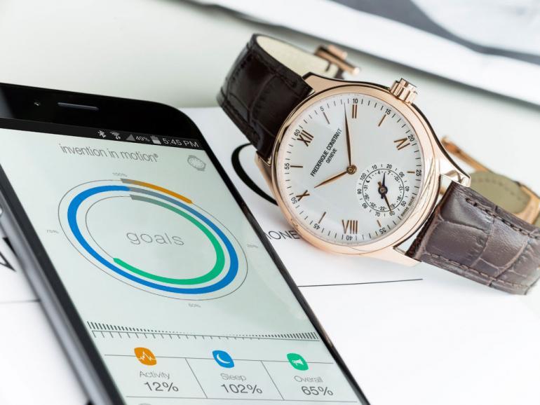 不讓 Apple Watch 專美於前 瑞士錶商也將推出 SmartWatch