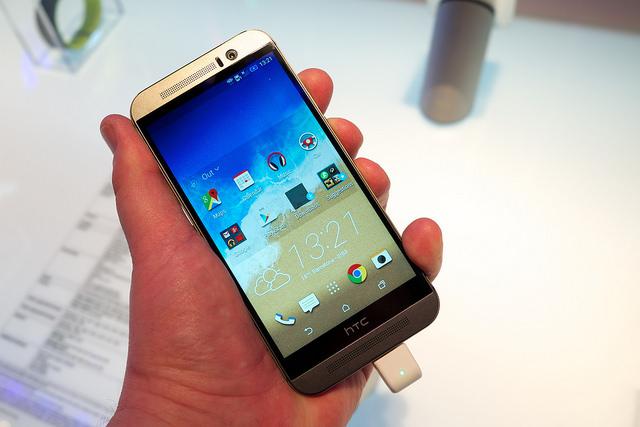 網友實測,HTC One M9 自拍效果勝 iPhone 6