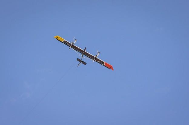 flying wind energy kite 20150318
