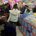手機淘寶推掃碼購物,超市淪為商品展示廳