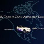 從舊金山到紐約,無人駕駛汽車首次橫跨美國