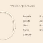 Apple Watch 發售日供貨緊張,比 iPhone 更難買