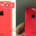 疑似 iPhone 6c 後蓋曝光,延續 iPhone 5c 設計
